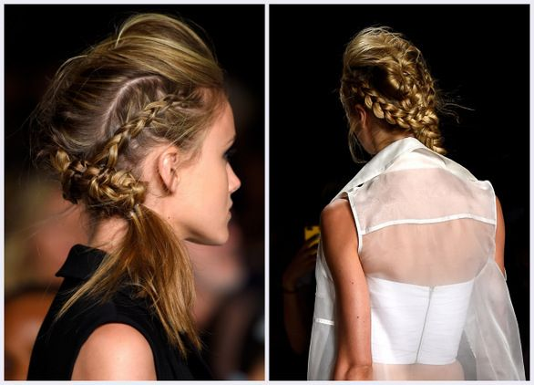 trendy hairstyles for summer 2015 - Google Search