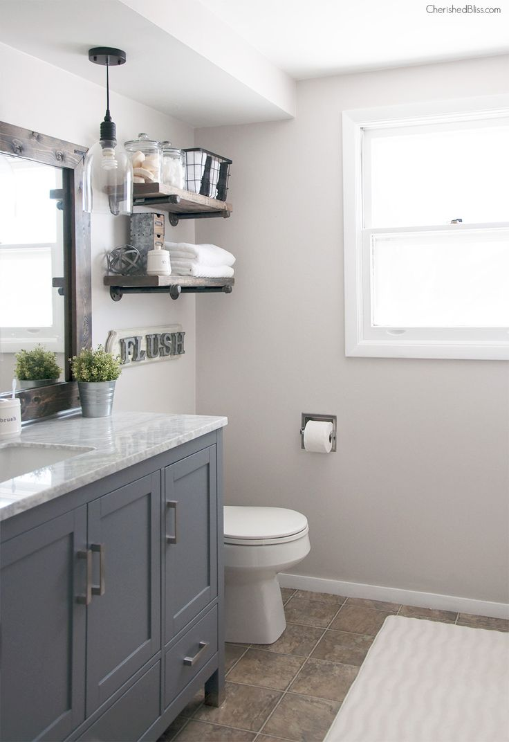 Best Industrial Bathroom Lighting Ideas On Pinterest - Bathroom remodel asheville nc for bathroom decor ideas