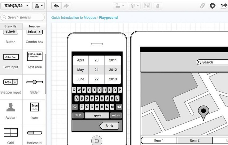 20 Excellent Wireframing Tools for Mobile