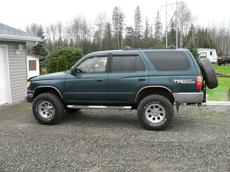 "3"" Lift Kit, Best bang for my buck - Toyota 4Runner Forum"