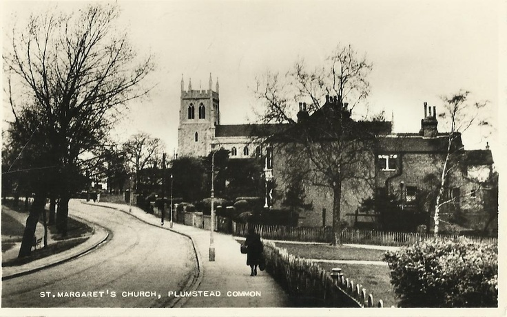 St Margaret's Church, Plumstead Common