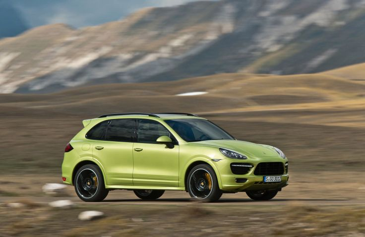 If you thought the Cayenne was a sporty SUV, think again -- Porsche might introduce a supposedly sportier coupe-like variant as early as 2018.
