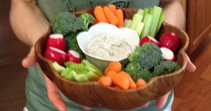 virginia is for hunter-gatherers: Coconut-Dill Veggie Dip