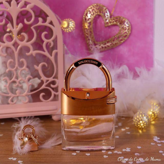 """COUPS DE COEUR DE MUMU: Le Nouveau Parfum """"Promise Me"""" de MAUBOUSSIN (Bon ..."""