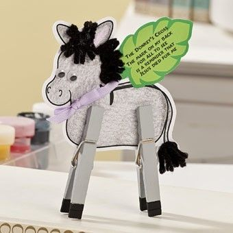 Oh how I love this Palm Sunday idea!! So cute, I wish I was around to do it! by meghan