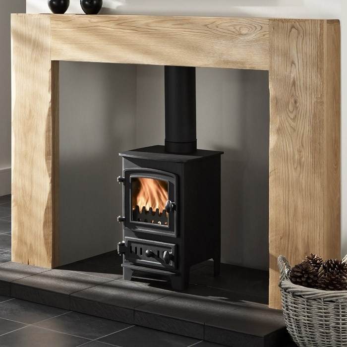 Villager Puffin Multifuel / Woodburning Stove - All Stoves - Stoves Are Us