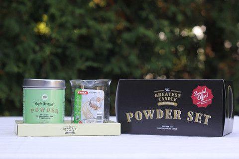 Apple Gourmet Powder Set