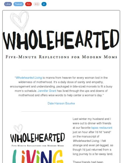 19 best deep thoughts on the bible images on pinterest bible announcing wholehearted living reflections for every day of the year fandeluxe Gallery