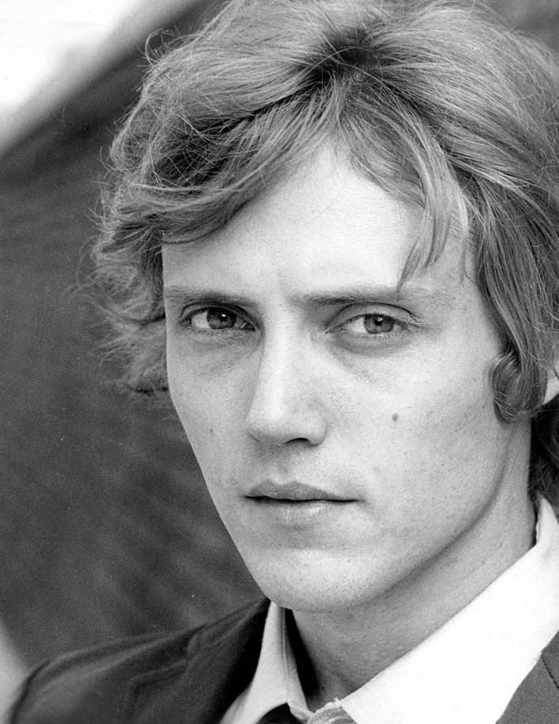 "morphene-gimlet: ""fallen-angelboy: ""A young, dreamy Christopher Walken. Swoon. "" If you said he's ""Got Wood"" you'd be wrong """