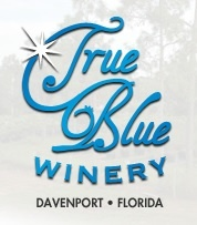 Visit: True Blue Winery in Davenport, FL. Blueberry farmers recently launched a collection of semidry, semisweet & sweet blueberry wines from harvested Florida blueberries.