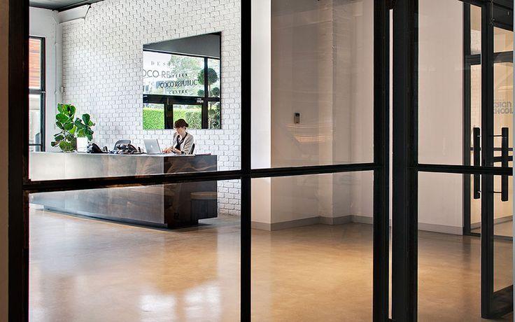 Coco Republic - Interior design by Alexander and Co