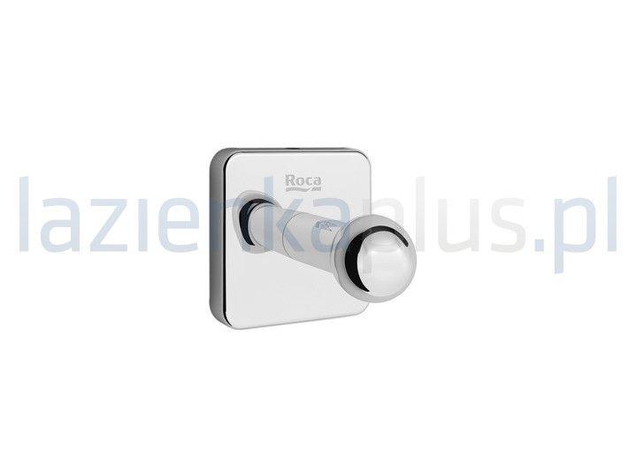 - haczyk pojedynczy- mocowanie: do ściany- wymiary: 50 x 50 mm- kolor: chrom - wyposażenie łazienki - Lazienkaplus.pl