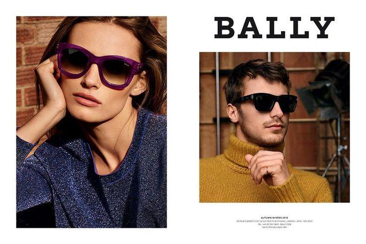 Bally Eyewear Fall 2015