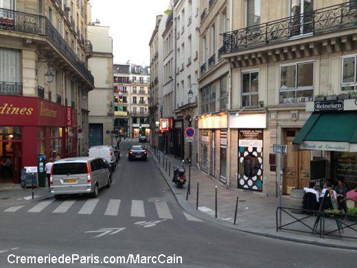 Marc Cain Showroom à la Cremerie de Paris