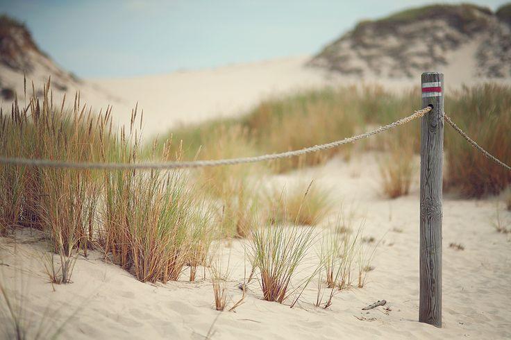 a lot of sand.... Leba Poland