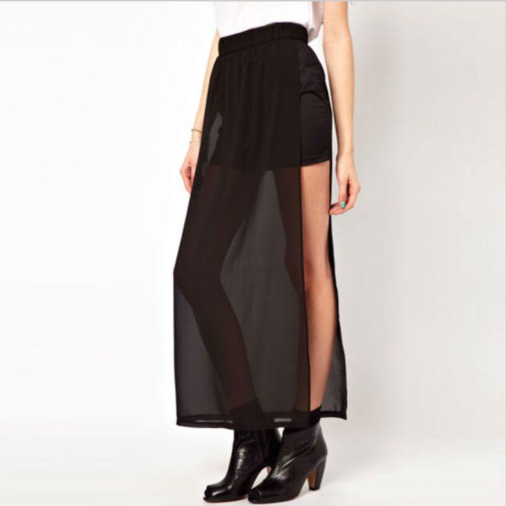 #chiffon #skirt