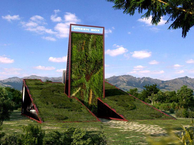 Vivienda Jardin por Luis de Garrido