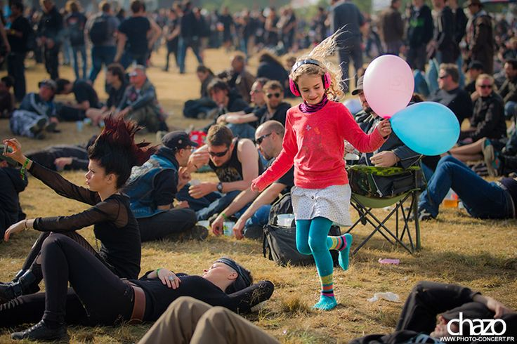 Hellfest 2013 by Chazo