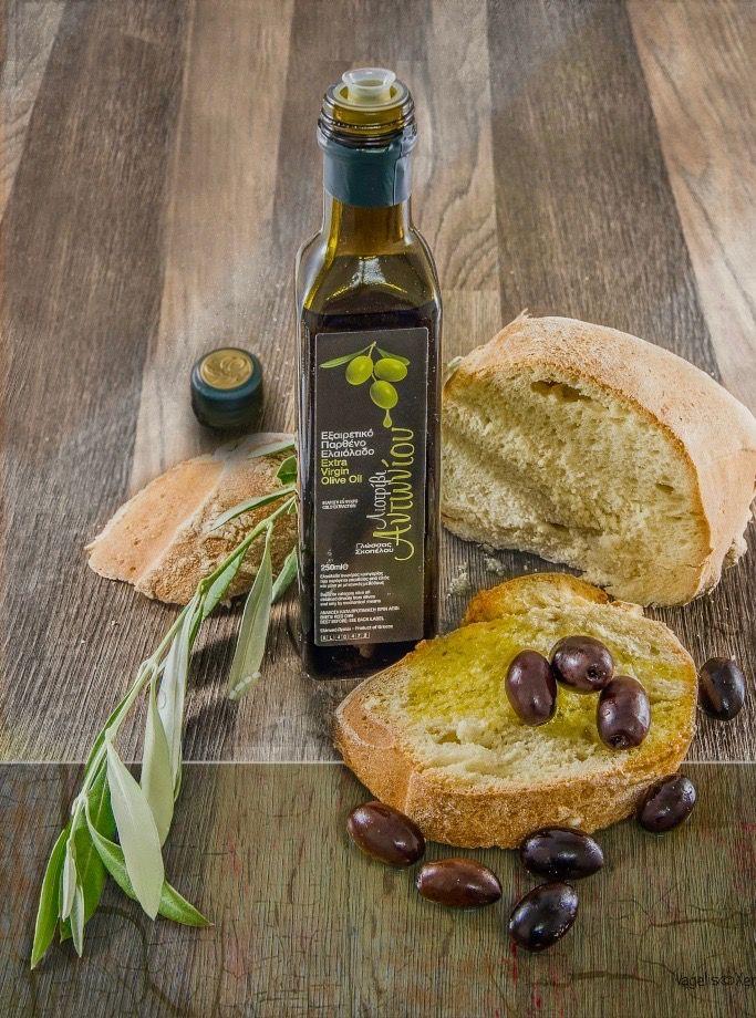 Pure Olive Oil uit Pilion