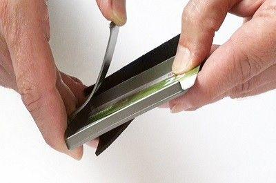 I-CLIP portafoglio resina alta tecnologia