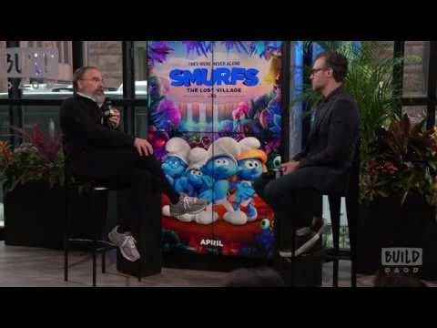 "BUILD Series: The Star of ""Smurfs: Lost Village,"" Mandy Patinkin Speaks On His New Movie and ""Homeland"""