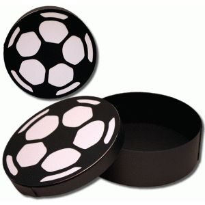 Silhouette Design Store - View Design #57680: 3d soccer ball box