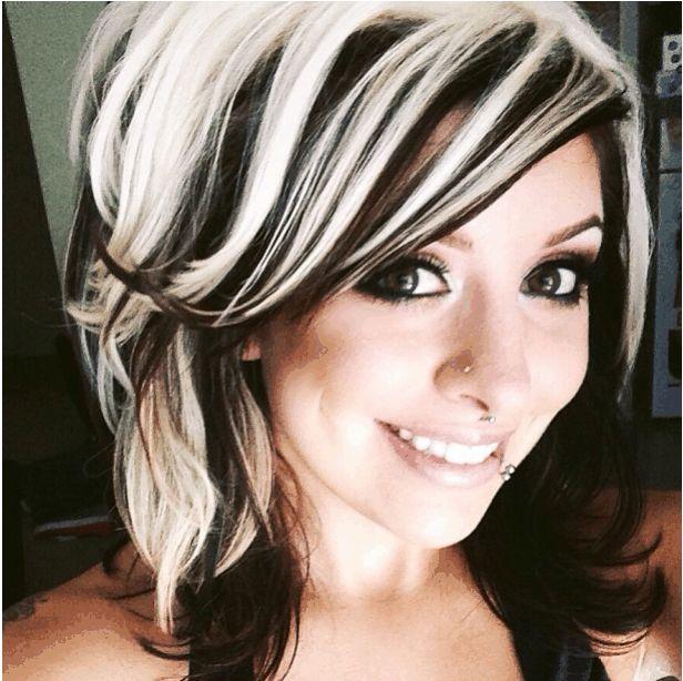 Blonde hair with black underneath | makeup | Pinterest | Blondes Hair coloring and Black