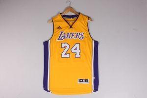 NBA Los Angeles Lakers #24 Kobe Bryant Jersey