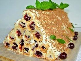 """Самые вкусные рецепты: Торт """"Монастырская изба"""""""