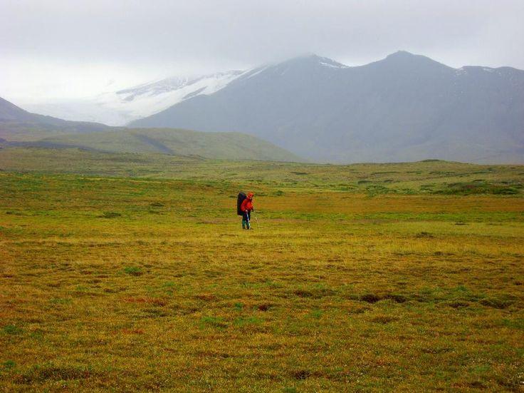 Mt. Edziza Plateau Traverse
