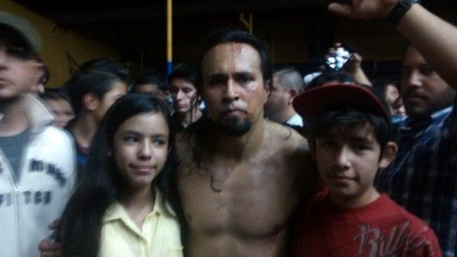 Makabre unmasked #wrestling #luchalibre #jalisco