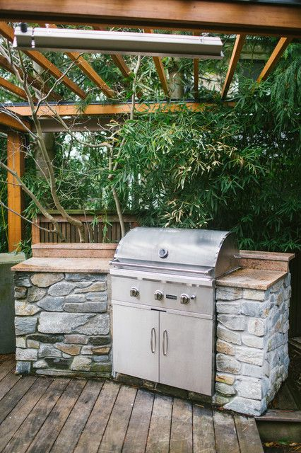 Built In Grill: 1000+ Ideas About Built In Bbq On Pinterest