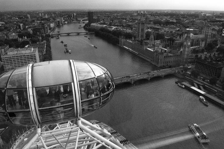 London- The London Eye