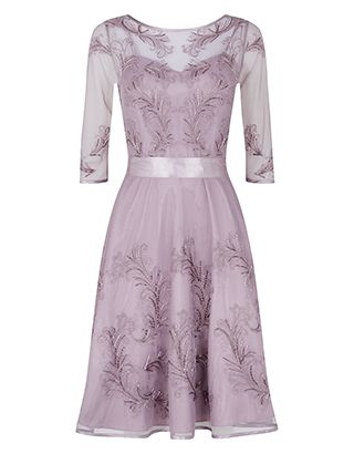 Isabel Feather Dress