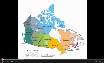 Interactions between First Nations Peoples and the Europeans.