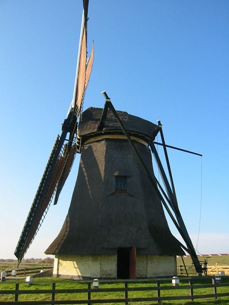 Nijlannermolen De Nijlânnermolen in Workum   Monument - Rijksmonumenten.nl