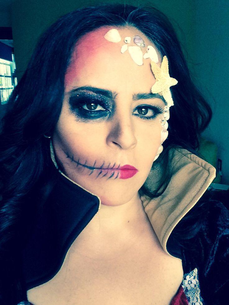 M s de 25 ideas fant sticas sobre maquillaje pirata en - Maquillaje pirata nina ...