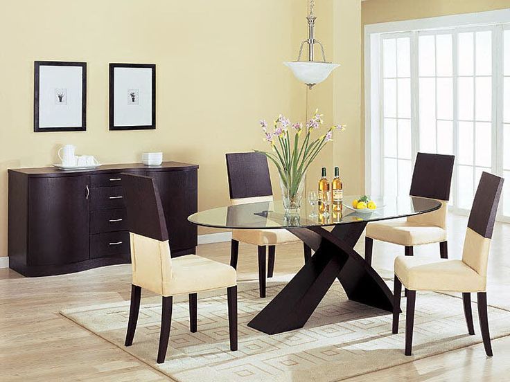 modern dining room wooden table sets contemporary