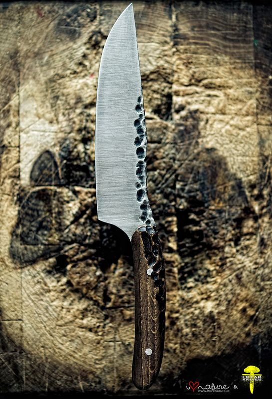 I love nature Lotar Knives - Chef Knife