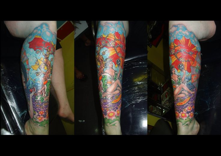 Japanese Stlye Tattoo