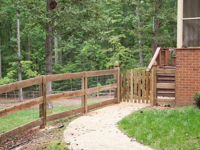 farm fence gate. farm fences and rail installation design u0026 repair va fence scapes gate