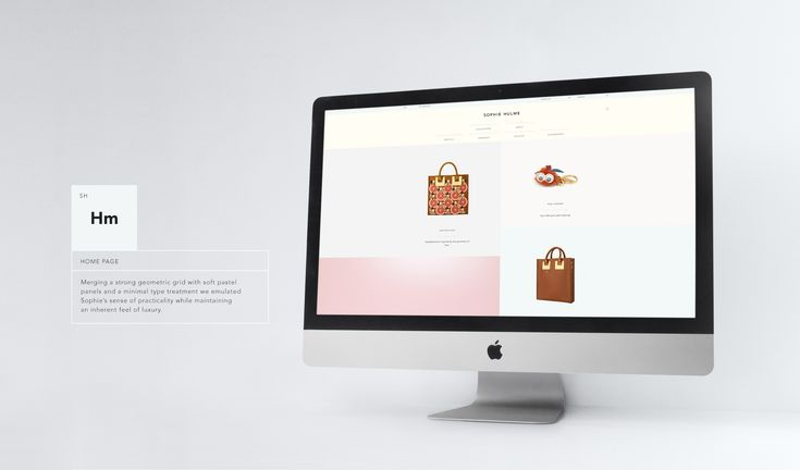 Sophie Hulme on Behance