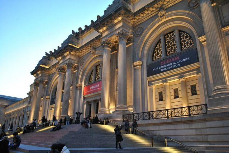 Музей Метрополитен, США