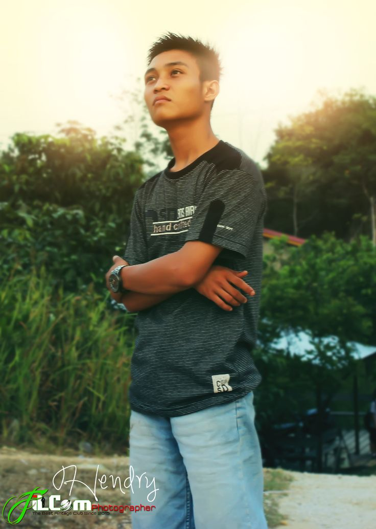 fiLCom Photography Model : Hendri Ganyun