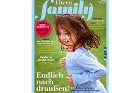 ELTERN VORTEILSWELT und ELTERN Wissen verlosen drei Mal ein Jahres-abo des ELTERN Magazines im Wert von 50,40€.