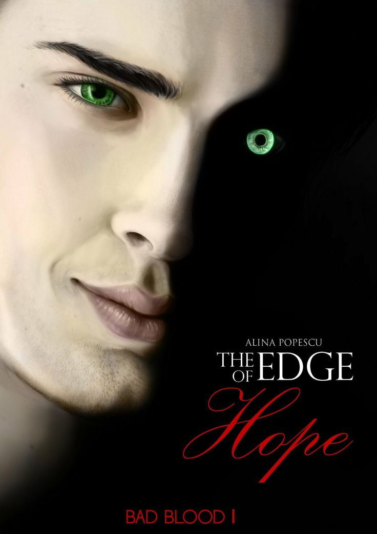 The Edge of Hope by Alina Popescu