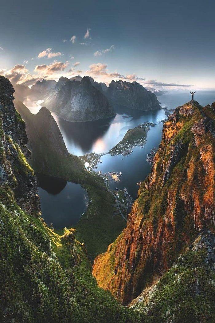 Lofoten Archipelago, Norway – #Archipelago #Lofote…