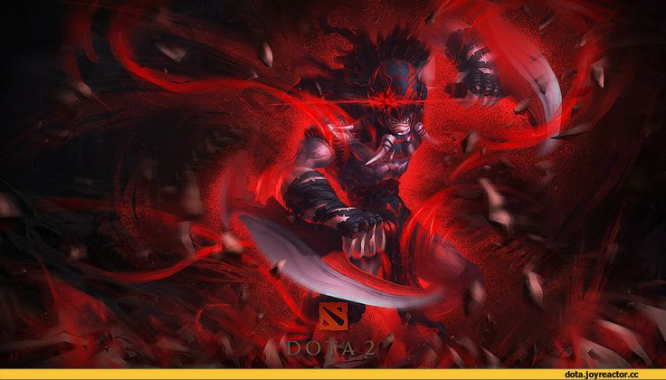 #Dota2 Strygwyr the Bloodseeker,Dota,фэндомы,песочница