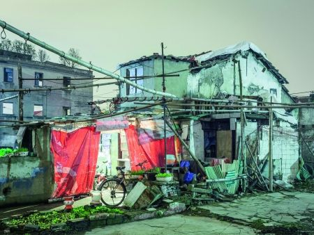 Hatje Cantz Collector's Edition: Peter Bialobrzeski, Nail Houses # 34, Shanghai 2013