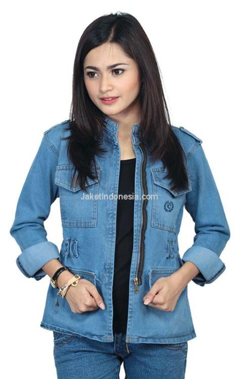 Jaket wanita RNU 105 adalah jaket wanita yang nyaman untuk...